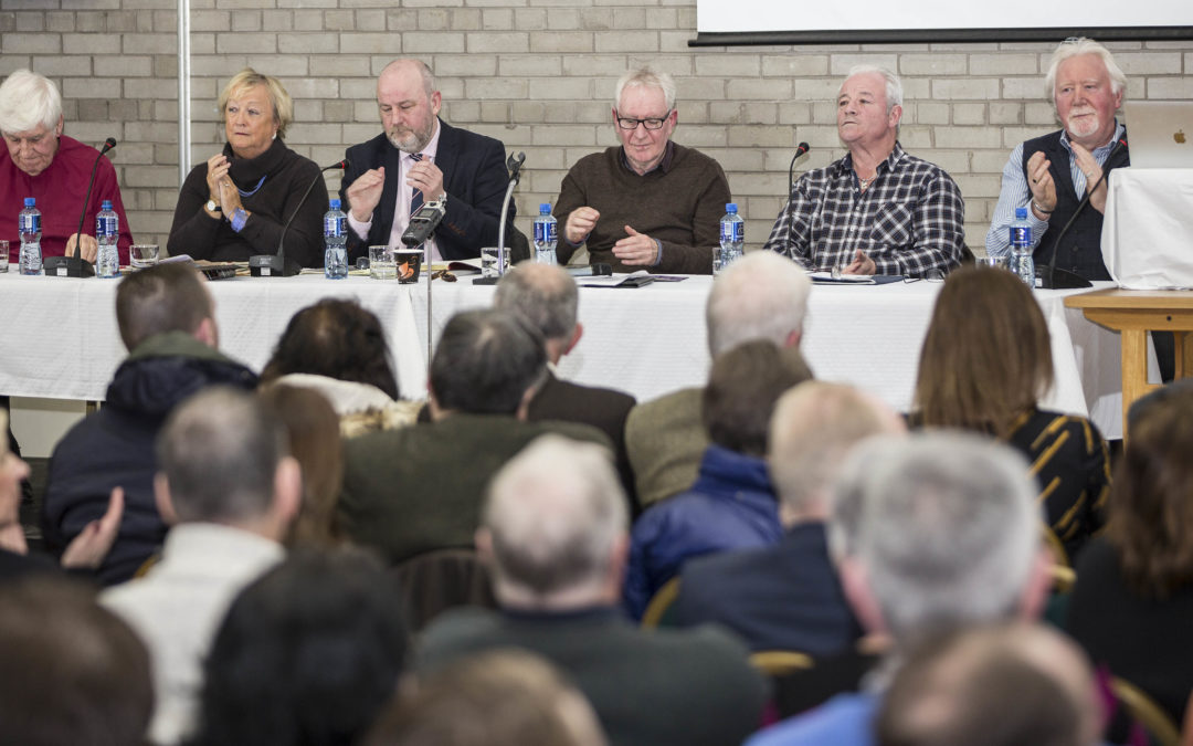 'The Loyalism of 1994-1998 Needs to be the Standard for the Present': 4 Corners Festival Opens with Panel in St Michael's on the Shankill