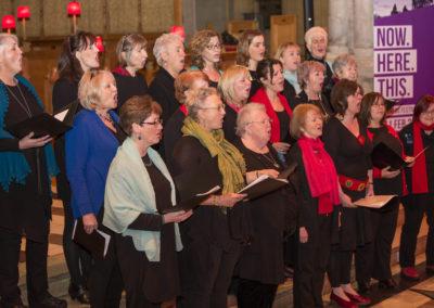 Feile Women's Singing Group 8286